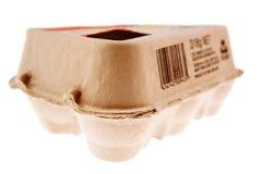 яичко коробки Стоковое Изображение RF