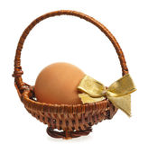 яичко сырцовое Стоковое фото RF