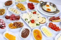 Яичницы и завтраки стоковое фото