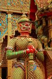 яки wat Таиланда pathom nakon lom dai Стоковые Изображения RF