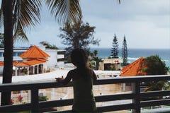 Ямайские штормы Стоковое Фото