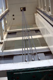 яма лифта Стоковая Фотография RF