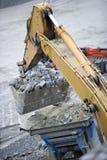 яма шахты стоковое изображение rf