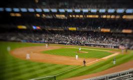 янки york стадиона города бейсбола новый Стоковая Фотография RF