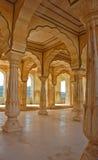 янтарная зала форта аудитории Стоковые Изображения
