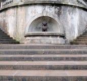 янтарное palanga музея Стоковые Фотографии RF
