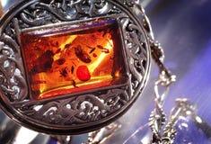 янтарно стоковое фото rf