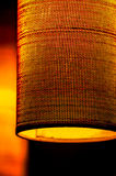 Янтарный свет настроения Стоковое фото RF