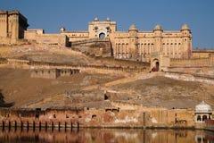 Янтарный форт стоковые изображения