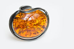 Янтарный шкентель Стоковое Фото