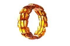 янтарный bangle Стоковая Фотография