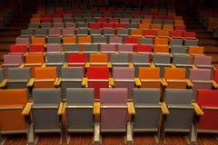 Янтарь концертного зала большой Стоковая Фотография
