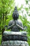 Японец Будда Стоковая Фотография