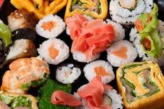 японец еды крупного плана Стоковое фото RF