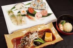 японец еды Стоковая Фотография RF
