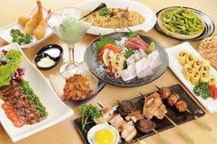 японец еды Стоковое Фото