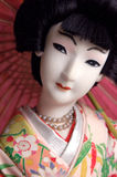 японец куклы Стоковое Изображение