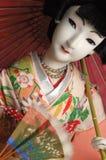 японец куклы Стоковые Фото