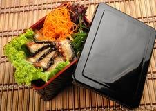 японец кухни Стоковое Изображение RF
