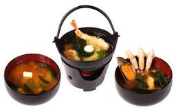 японец кухни Стоковое Фото