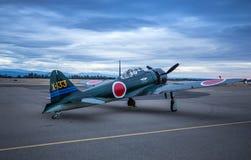японец нул стоковая фотография rf