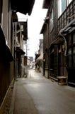 японец переулка задний Стоковое фото RF