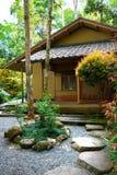 японец сада Стоковые Фотографии RF