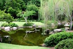 японец сада Стоковые Фото