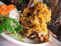 японец сплавливания еды Стоковое фото RF