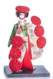 японец шлема куклы Стоковые Фото