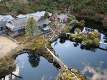 японец дома Стоковые Фото
