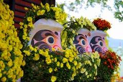 Японец Dharma Стоковое Фото