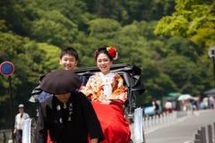 Японец pre wedding Стоковые Фото