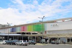 Япония: Станция Nara Стоковые Изображения