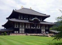 япония nara Висок Todaiji Стоковое Изображение RF