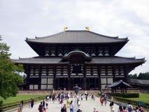 япония nara Висок Todaiji Стоковые Фотографии RF