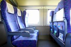 Япония: Shinkansen Стоковая Фотография RF