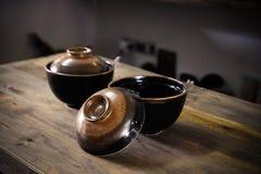 японская гончарня Стоковое Изображение RF