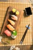 Японская еда Стоковое фото RF