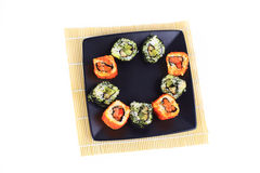 Японская еда, суши Стоковое Фото