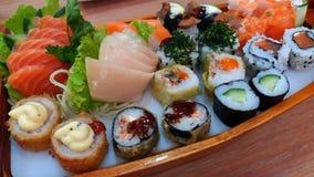 Японская еда Стоковое Изображение