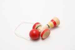 японская игрушка kendama традиционная Стоковые Фото