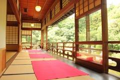 японская комната Стоковые Изображения