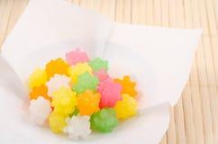 Японская конфета сахара Стоковые Фотографии RF