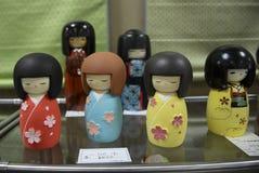 Японская кукла Стоковые Изображения