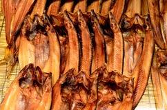 Японская кухня, высушенная рыба hokke shima Стоковое Изображение