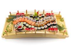 Японская кухня Суши Стоковая Фотография