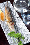 Японская кухня Стоковое Фото