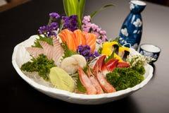 Японская кухня Стоковые Изображения