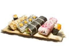 Японская кухня стоковое изображение rf